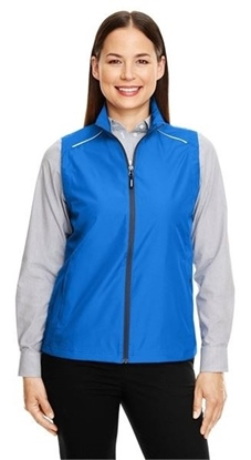 WCRL Ladies Techno Lite Unlined Vest