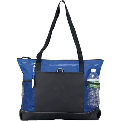 WCRL Select Zippered Tote